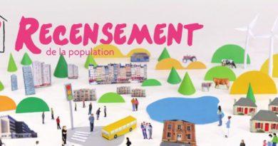 RECENSEMENT DE LA POPULATION – FAITES LE SUR INTERNET