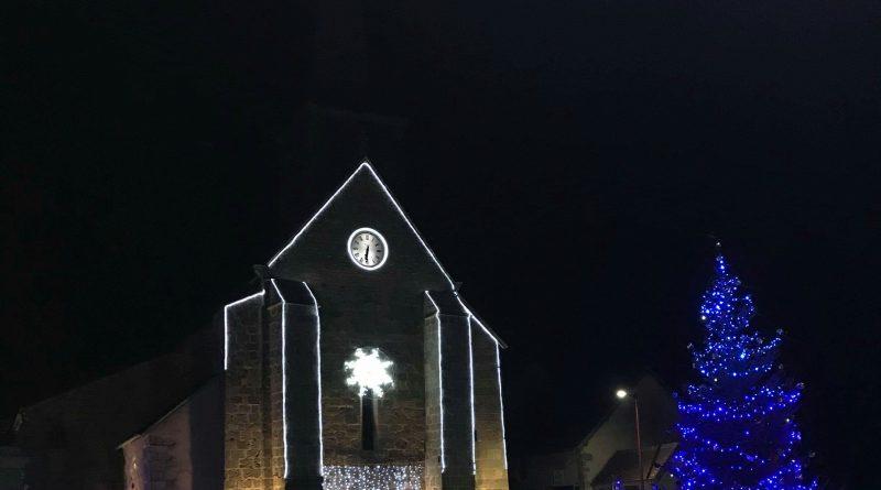Noël à Pionnat par Garance Marais