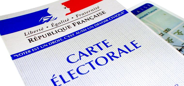 Inscription électorale pour les élections du 15 et 22 mars 2020