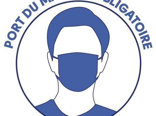 17 octobre 2020 : Port du masque renforcé sur tout le département