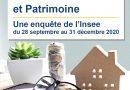 Histoire de vie et Patrimoine : enquête de l'Insee